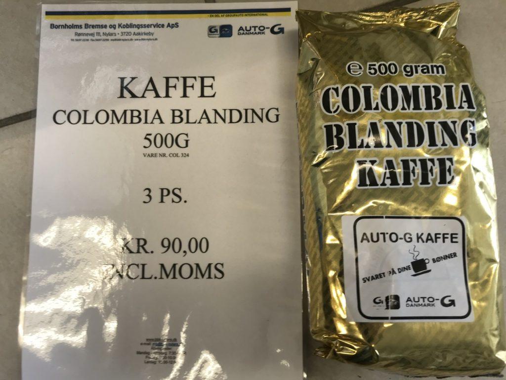 Kaffe tilbud